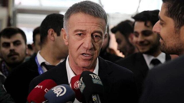 Ahmet Ağaoğlu: Hakemlerin VAR'a çağrılmamasından şikayetçiydik