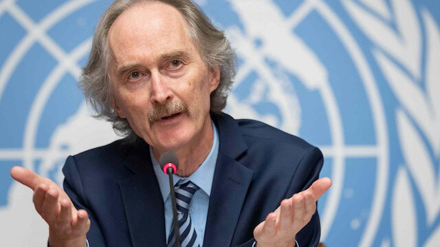 BM: Suriye'de yeni anaya taslağı için taraflar anlaştı