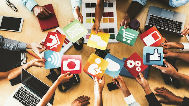 Sosyal medyanın işçileriyiz