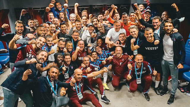 Derbide Fırtına koptu: Koltuğun yeni sahibi Trabzonspor