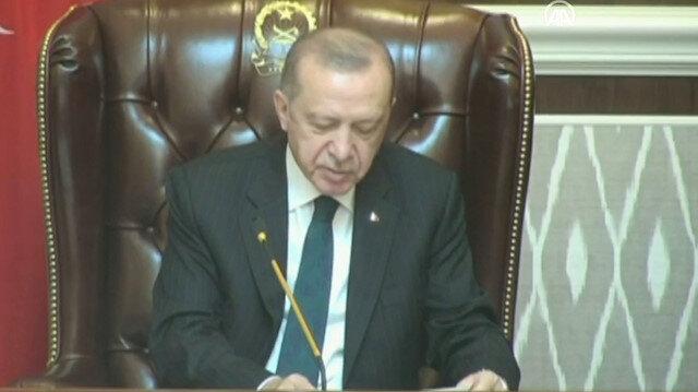 Cumhurbaşkanı Erdoğan: Angola ile vize serbestisi konusunda süratle atmamız gereken adımda sorun yoktur