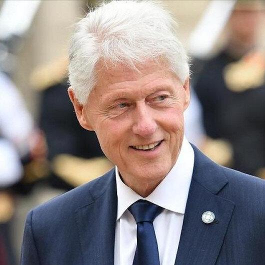 بيل كلينتون يغادر المستشفى بعد علاجه من عدوى