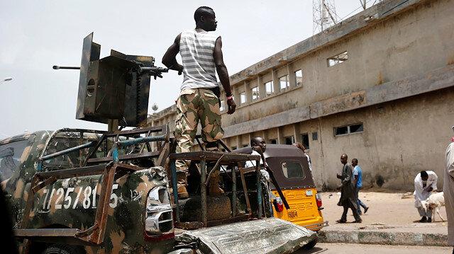 Nijerya'da pazar yerine silahlı saldırı: En az 30 kişi öldü