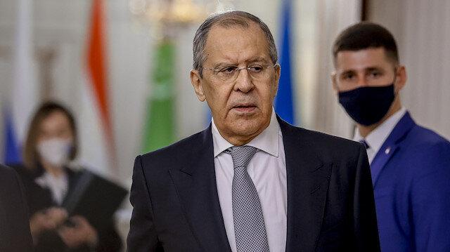 Rusya Dışişleri Bakanı Lavrov: Erdoğan'la aynı fikirdeyim dünya beşten büyüktür