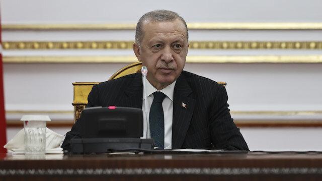 Cumhurbaşkanı Erdoğan'dan Afrika'da FETÖ mesajı: Beladan bu ülkelerin de kurtulmasını istiyoruz