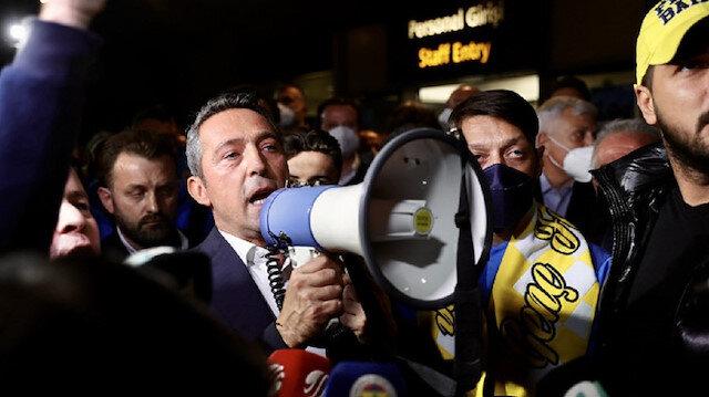 Ali Koç'un istediği oldu: Metin Tokat istifa ettirildi