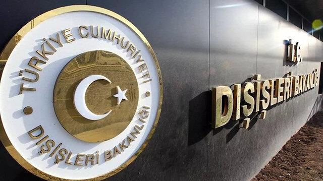 Türkiye'yi hedef alan ortak bildiriye Dışişlerinden sert tepki: Adresi halen kavrayamadılar