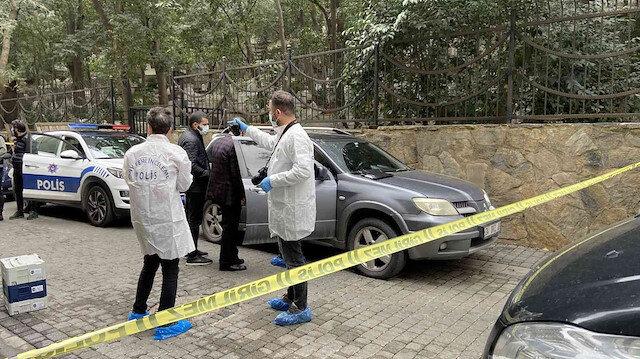 Araç içerisinde şüpheli ölüm: Kalbinden vurulmuş halde bulundu