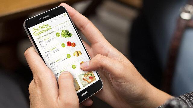Gıda alışverişleri de internete kayıyor: Yüzde 196 artış var