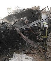 Esed rejimi İdlibde pazar yerini bombaladı