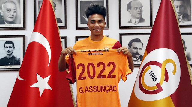 Galatasaray'da Gustavo Assunçao ile yollar ayrılıyor