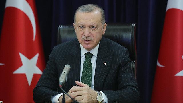 Cumhurbaşkanı Erdoğan: Uluslararası camiada Soros ne ise Kavala o