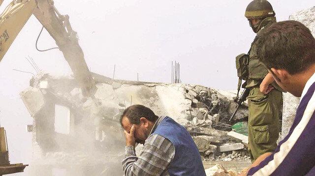 Kudüs'ü Filistin'den koparma planı