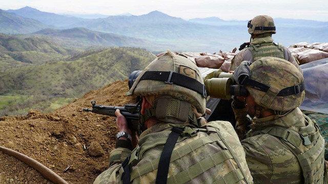 İçişleri Bakanlığı duyurdu! Eren-7 Operasyonu'nda sıcak temas: İki terörist etkisiz hale getirildi
