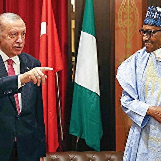 جولة أردوغان الإفريقية.. إبرام 7 اتفاقيات مهمة مع نيجيريا