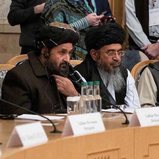 """طالبان: محادثات موسكو """"جيدة"""" وفيها إجماع على أمن أفغانستان"""
