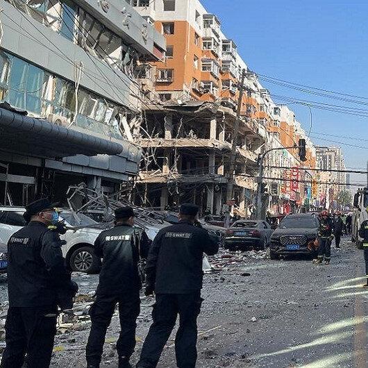 3 قتلى جراء انفجار غاز في مطعم شرقي الصين