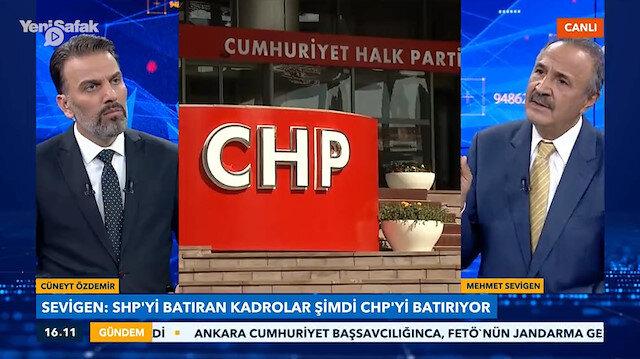 CHP'li eski Milletvekili Mehmet Sevigen: Kemal Bey'i eleştiren herkes partiden ihraç ediliyor