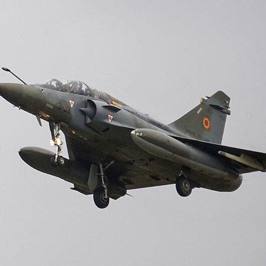 """تحطم مقاتلة """"ميراج 2000"""" تابعة للقوات الهندية"""