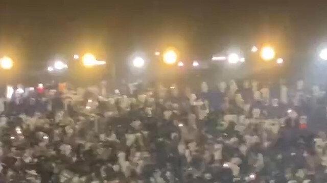 Suudi Arabistan'da 'Riyadh Season' festivali kapsamında yapılan konserlere halk yoğun ilgi gösteriyor