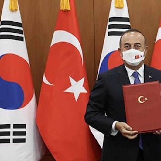 تركيا وكوريا الجنوبية تبرمان اتفاقيتين جديدتين