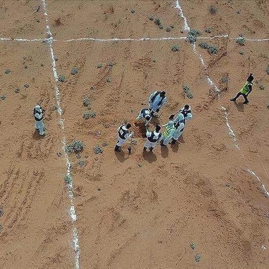 ليبيا .. اكتشاف مقبرة جماعية جديدة في ترهونة