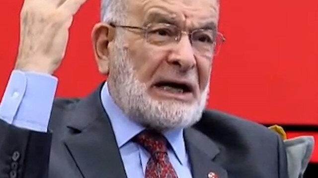 Saadet lideri Karamollaoğlu