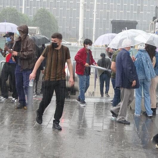 Karadeniz ve Doğu Anadolu'nun bazı kesimleri için kar uyarısı yapıldı