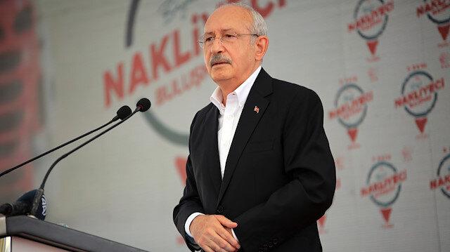 Kılıçdaroğlu'ndan büyükelçilere Osman Kavala desteği