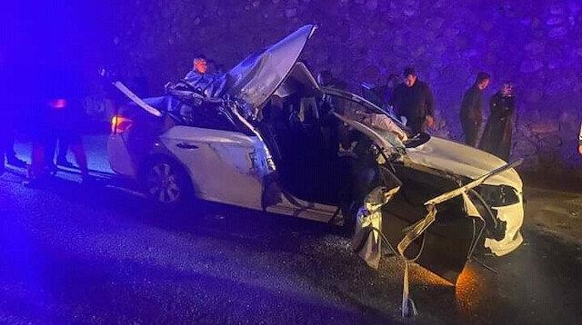 CHP'li Belediye Başkanı kaza geçirdi: Bir ölü iki yaralı