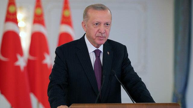 Cumhurbaşkanı Erdoğan ABD ve diğer büyükelçiliklerin açıklamalarını olumlu karşıladı