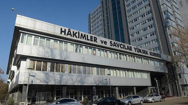 HSK'dan yargı bağımsızlığına saygı çağrısı