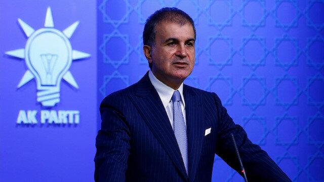 AK Parti Sözcüsü Çelik: Cumhurbaşkanımız duruşunu en net ve en güçlü şekilde ortaya koymuştur