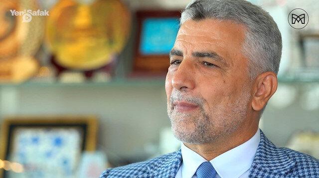 Albayrak Grubu CEO'su Prof. Dr. Ömer Bolat: Hem okudum hem de çalıştım