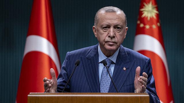 Cumhurbaşkanı Erdoğan: Büyükelçilerin artık daha dikkatli olacaklarına inanıyoruz