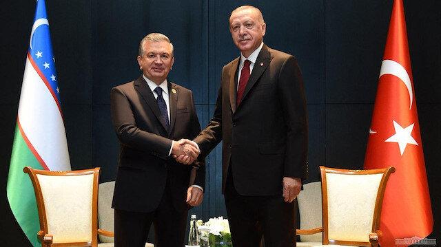 Cumhurbaşkanı Erdoğan'dan yeniden seçilen Kırgız mevkidaşına tebrik