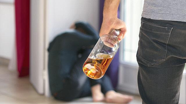Alkol kadına şiddeti 8 katartırıyor