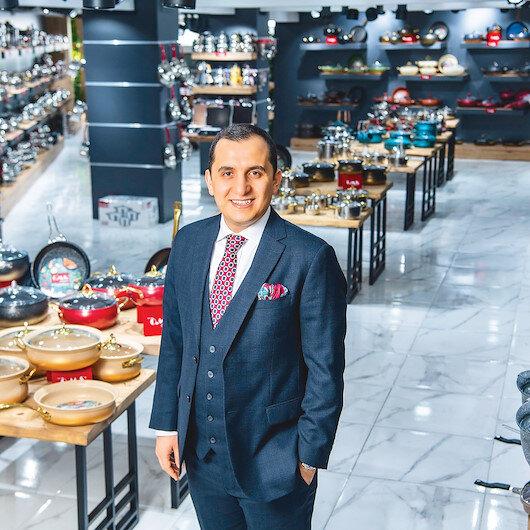 Mutfak eşyası satışı %43 büyüdü: Yıl sonu hedefi 3,4 milyar dolarlık ihracat