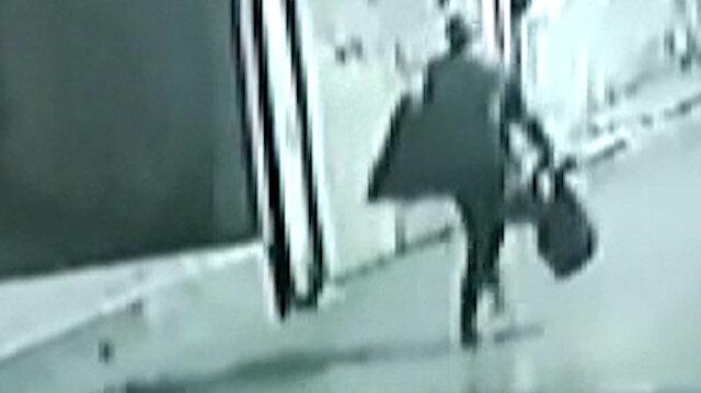 Pendik'te çay ocağına giren hırsız önce karnını doyurdu sonra televizyonu çaldı