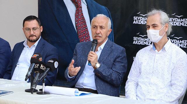 Başkan Mustafa Gültak'tan 'Akdeniz'e pozitif ayrımcılık' vurgusu