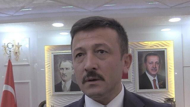 Hamza Dağ'dan tezkereye 'hayır' diyen CHP'ye: HDP'yi kızdırmamak için her tavizi vermeye hazırlar