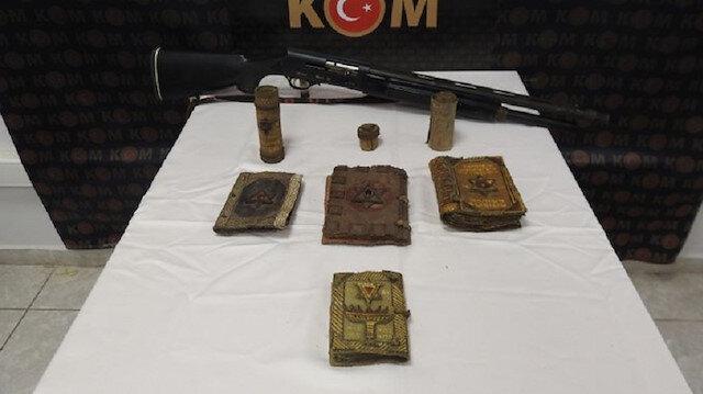 Mardin'de el yazması 5 Tevrat ele geçirildi: Bin yıllık olduğu değerlendiriliyor