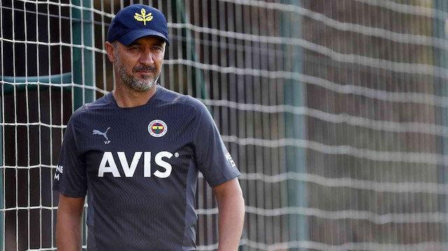 Vitor Pereira, oyuncularına bu sözlerle moral verdi: Başınızı kaldırın