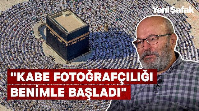 KABE FOTOĞRAFÇILIĞI ONUNLA BAŞLADI
