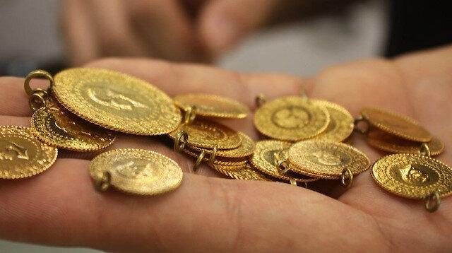 Kapalıçarşı'da altın fiyatları: Altın günü 547,50 liradan tamamladı