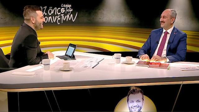 Abdulhamit Gül: Tarikatların yargıda yapılanması söz konusu değil