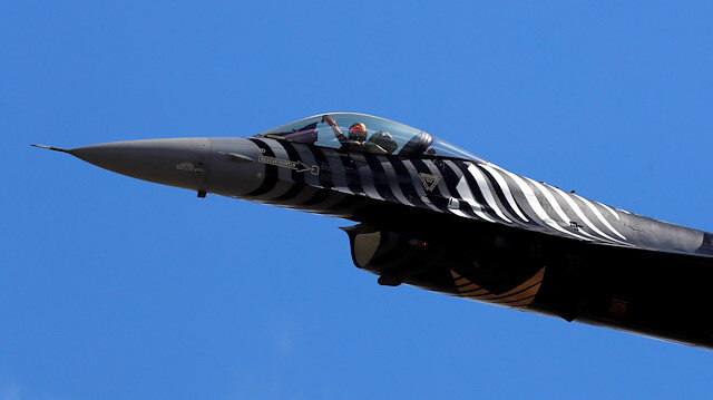 ABD'li senatörlerden Biden'a mektup: Türkiye'ye F-16 satılmasın