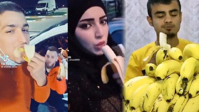 İçişleri Bakanlığı duyurdu: 'Muz' videosu çekip provokasyon yapan 7 Suriyeli gözaltına alındı sınır dışı edilecekler