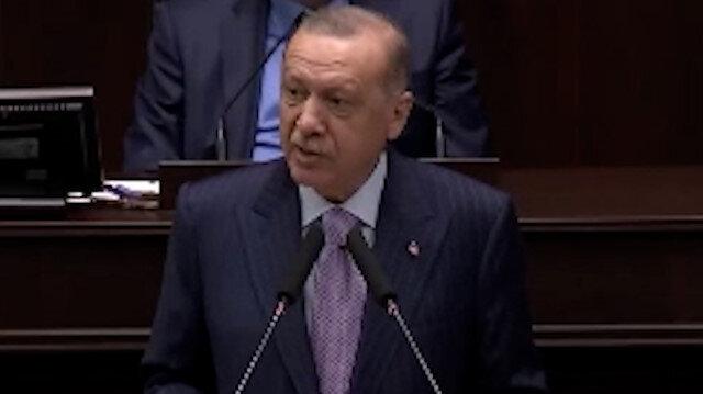 Cumhurbaşkanı Erdoğan: Asıl soru Kılıçdaroğlu'nun nasıl olup da HDP'nin emir eri haline geldiğidir