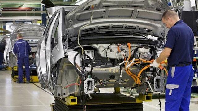 İngiltere'de otomobil üretimi eylülde sert düştü